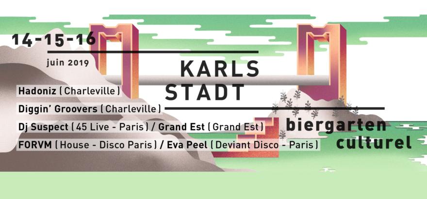 EVA PEEL @ FESTIVAL Karlsstadt #2