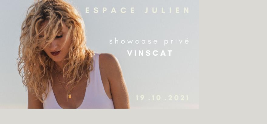 show-case de Vinscat